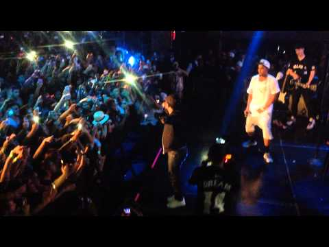 J. Cole - J. Cole Brings Out Kendrick Lamar For L.A. Show