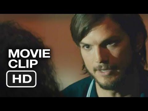 jOBS Movie CLIP (2013) - Ashton Kutcher Movie HD
