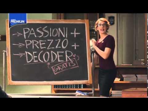 Spot Mediaset Premium 2014