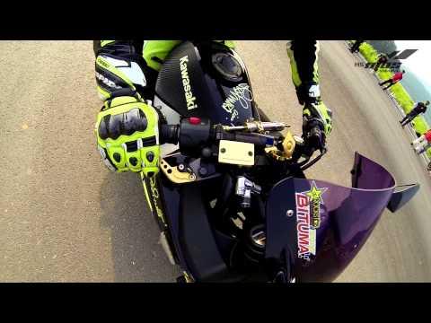 Kawasaki Ninja 250R -  teste equipada