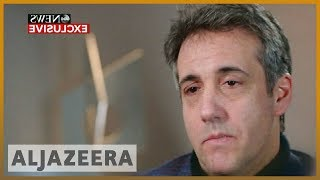 🇺🇸Trump knew hush-money payments were wrong: ex-lawyer Cohen l Al Jazeera English - ALJAZEERAENGLISH