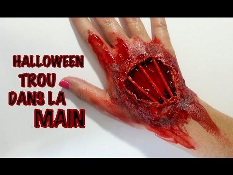 Maquillage sicatrice - Maquillage halloween cicatrice ...
