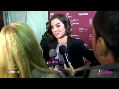 The Pulse Interviews Ana De Armas at the Premiere of Knock Knock