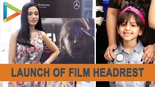 Amrita Rao, Comedian Balraj and others at Launch of Public Service Film Headrest | Part 2 - HUNGAMA