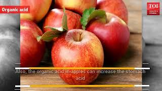 THIS is the time to eat an apple if you want maximum health benefits! - TIMESOFINDIACHANNEL