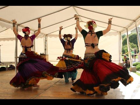 Kulturernas Karneval -14 ~ Sword ~ American Tribal Style bellydance (ATS)