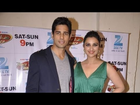 Parineeti And Sidharth Promote 'Hasee Toh Phasee'