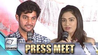 'Garam' Telugu Movie Press Meet | Adah Sharma | Aadhi | Lehren Telugu - LEHRENTELUGU