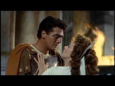 Original Trailer: 1954 Demetrius & the Gladiators