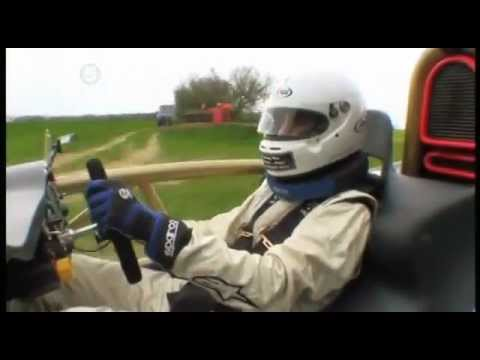 Tiff Needell Ariel Atom V8 Hill Climb Challenge   Fifth Gear
