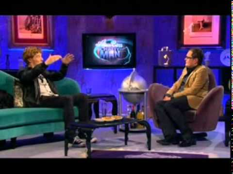 Benedict Cumberbatch Interview 2011 - Alan Carr Show (part 1/3)