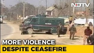 Week After Ramzan Peace Plan, Violence Up In Kashmir, Civilians Hit - NDTV