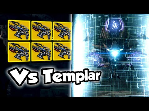 6x Ager's Scepter vs The Templar ONE PHASE KILL #MOTW