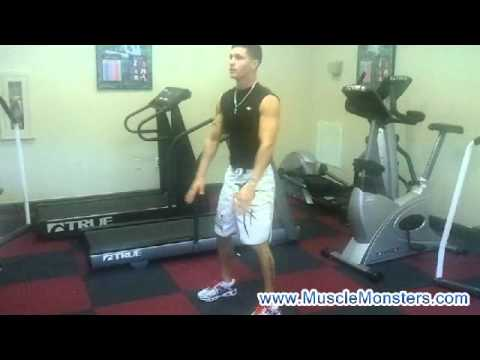 Home Circuit Training Routine for Men and Women - Six Pack Abs Fast!