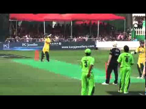 Imran Nazir s Last over in Hong Kong Sixes 2010 very bad overs in history