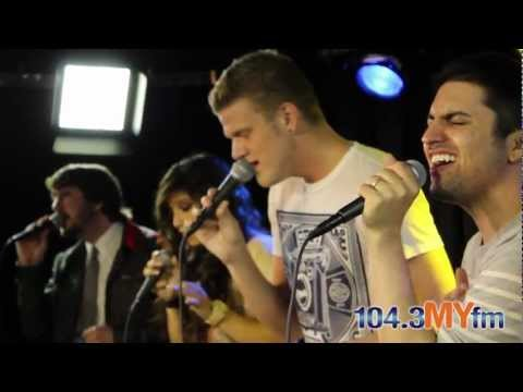 "MYfm New Music: Pentatonix ""Show You How To Love"" Live In-Studio"