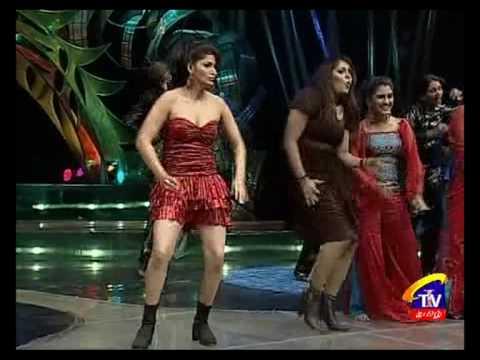 [HOT]♥Serial Actress Tharika sizzling dancing♥