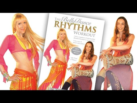 The Belly Dance Rhythms Workout with Neon - Trailer
