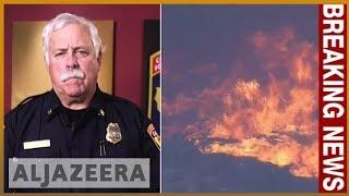 🇺🇸Raging California wildfires kill 9, force thousands to flee | Al Jazeera English - ALJAZEERAENGLISH