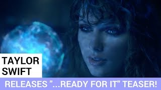 Taylor Swift Is A Naked Cyborg In '…Ready For It?' - HOLLYWIRETV