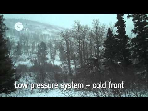Alaskan Blizzards - Extreme Weather