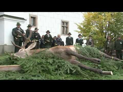 Poľovnícka nedeľa 2010 v skanzene