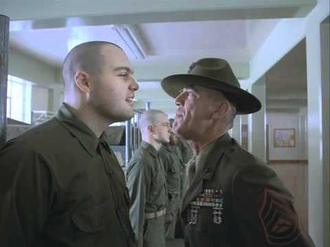 Disney does Full Metal Jacket