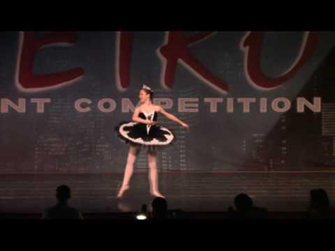 Очаровательные 16 — летние танцовщицы — Metro Talent Competition