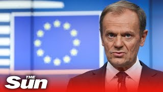 "Tusk: ""I am more pro-British than you"" - THESUNNEWSPAPER"