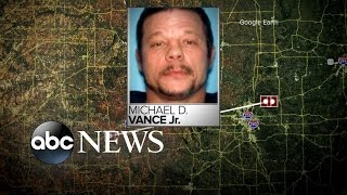 New Details Emerge in Hunt for Oklahoma Shooter - ABCNEWS