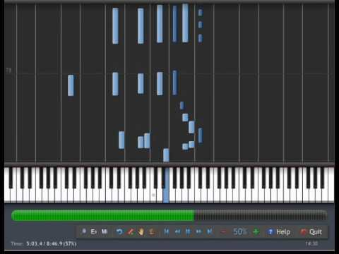 Lana Del Rey  - Video Games (SYQ Piano Version) Tutorial