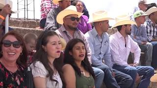 Coleaderos en Granja Guadalupe (Guadalupe Victoria, Durango)