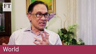 Anwar Ibrahim: Malaysia's 'sick-minded' corruption must end - FINANCIALTIMESVIDEOS