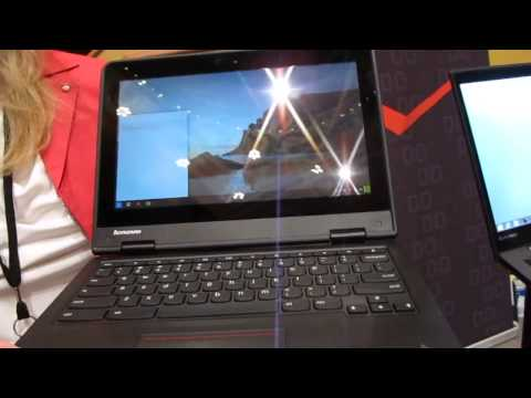 First look: Lenovo Thinkpad 11e Chromebook (and tablet)