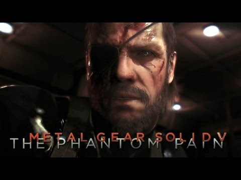 Metal Gear Solid 5: The Phantom Pain 'GDC 2013 Trailer' [1080p] TRUE-HD QUALITY
