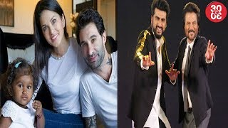 Sunny Leone Turns Mommy | Anil Kapoor On His Girlfriends & How He Played Doctor Doctor - ZOOMDEKHO