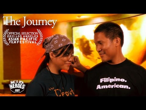 The Journey directed by Patricio Ginelsa