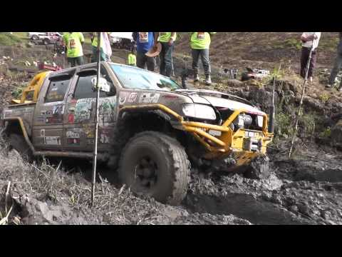 Sabah Open 4WD Four Doors Challenge 2013 - By; K'NetH De CrockeR