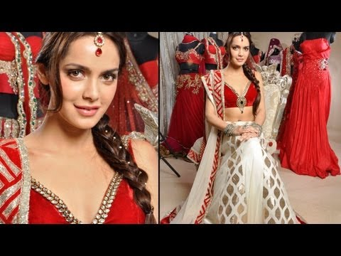 Gorgeous Indian Bride: Shazahn Padamsee