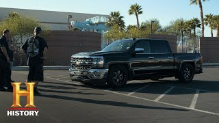 Counting Cars: Danny Unveils A YMCA Charity Pickup Truck (Season 8, Episode 11) | History - HISTORYCHANNEL