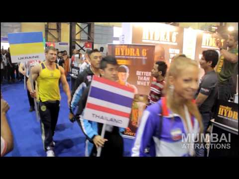 6th WBPF India : World Bodybuilding & Physique Sports Championship 2014 Final Day at Mumbai