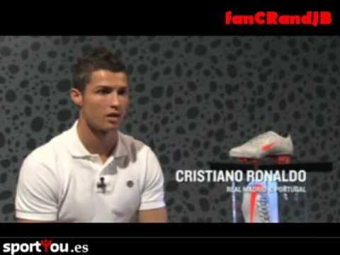 Cristiano Ronaldo Nike Mercurial Vapor SuperFly II Safari New Spot