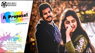 Real Productions: A Proposal Telugu short film 2018 | English subtitles - YOUTUBE