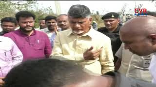 CM Chandrababu Orders Immediate Supply of Relief to Storm-Affected Families in Srikakulam Dist | CVR - CVRNEWSOFFICIAL