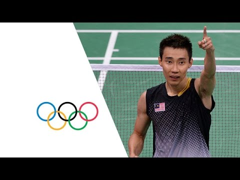 Badminton Men's Singles Semifinals - Malaysia v China Full Replay -- London 2012 Olympic Games