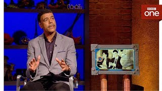 What upsets Chris Kamara when he takes a train? -  Room 101: Series 7 Episode 5 - BBC One - BBC