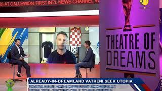 Theatre of Dreams: France vs Croatia - Final Preview - ZEENEWS