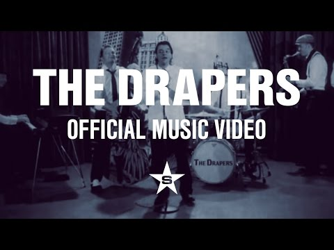 The Drapers Yakety Yak Official Video HD