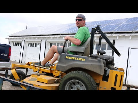 Woods Hs 105 Ditch Bank Mower