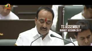 Finance Minister Etela Rajender Presents Telangana Budget 2017-18 In Assembly | Mango News - MANGONEWS